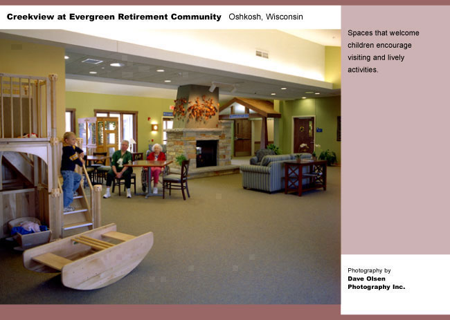Creekview at Evergreen Retirement Community